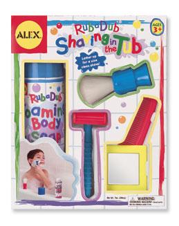 Kid shaving set