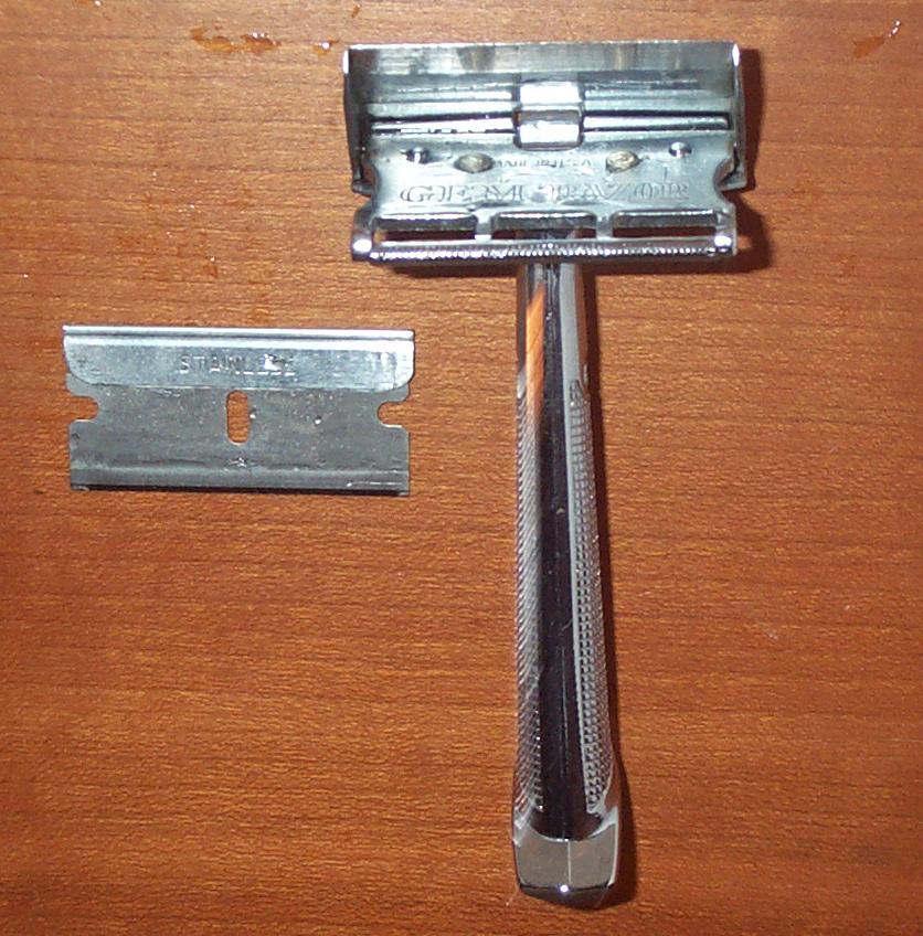 Image result for GEM safety razor