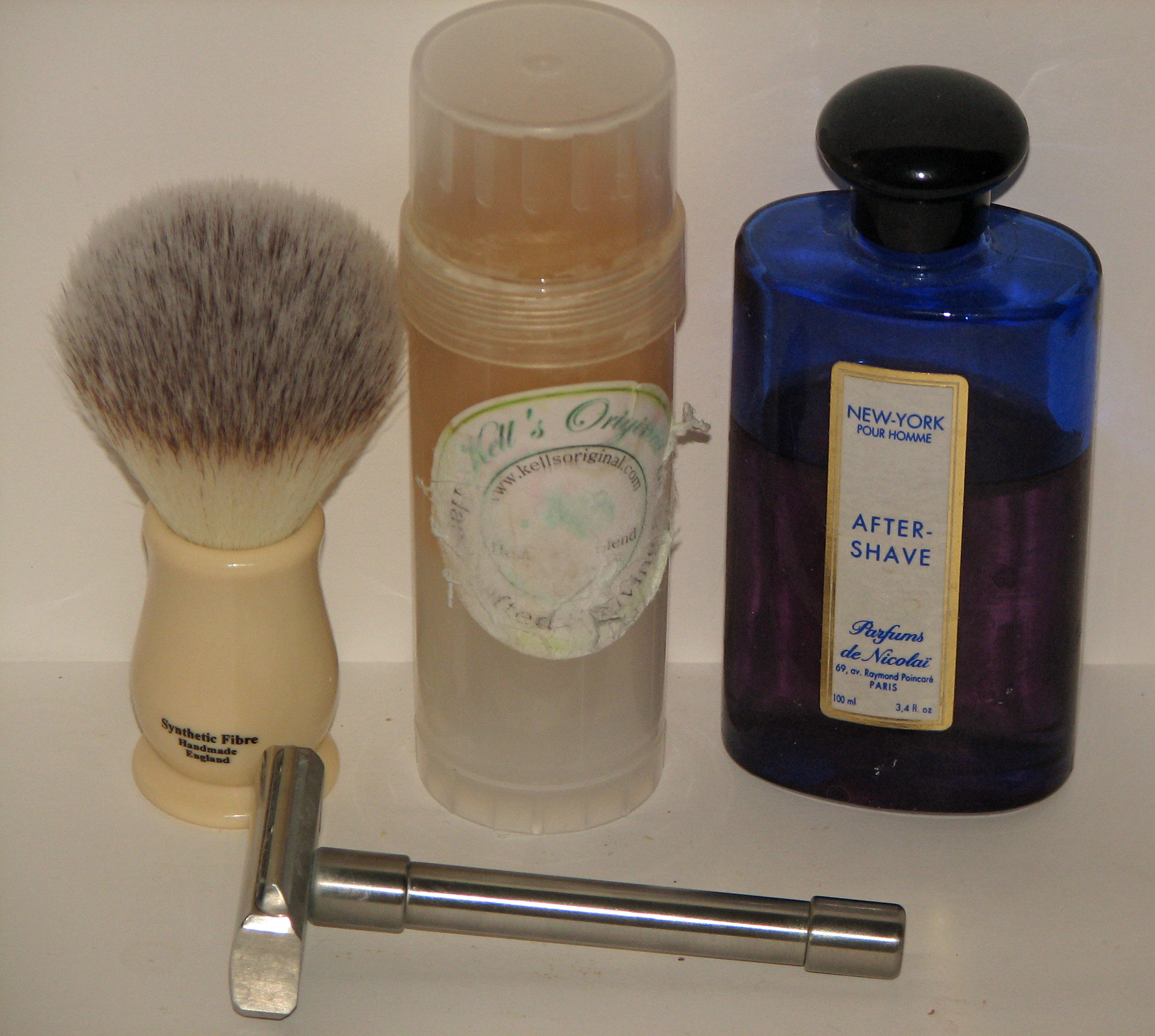Monday shave today | Later On