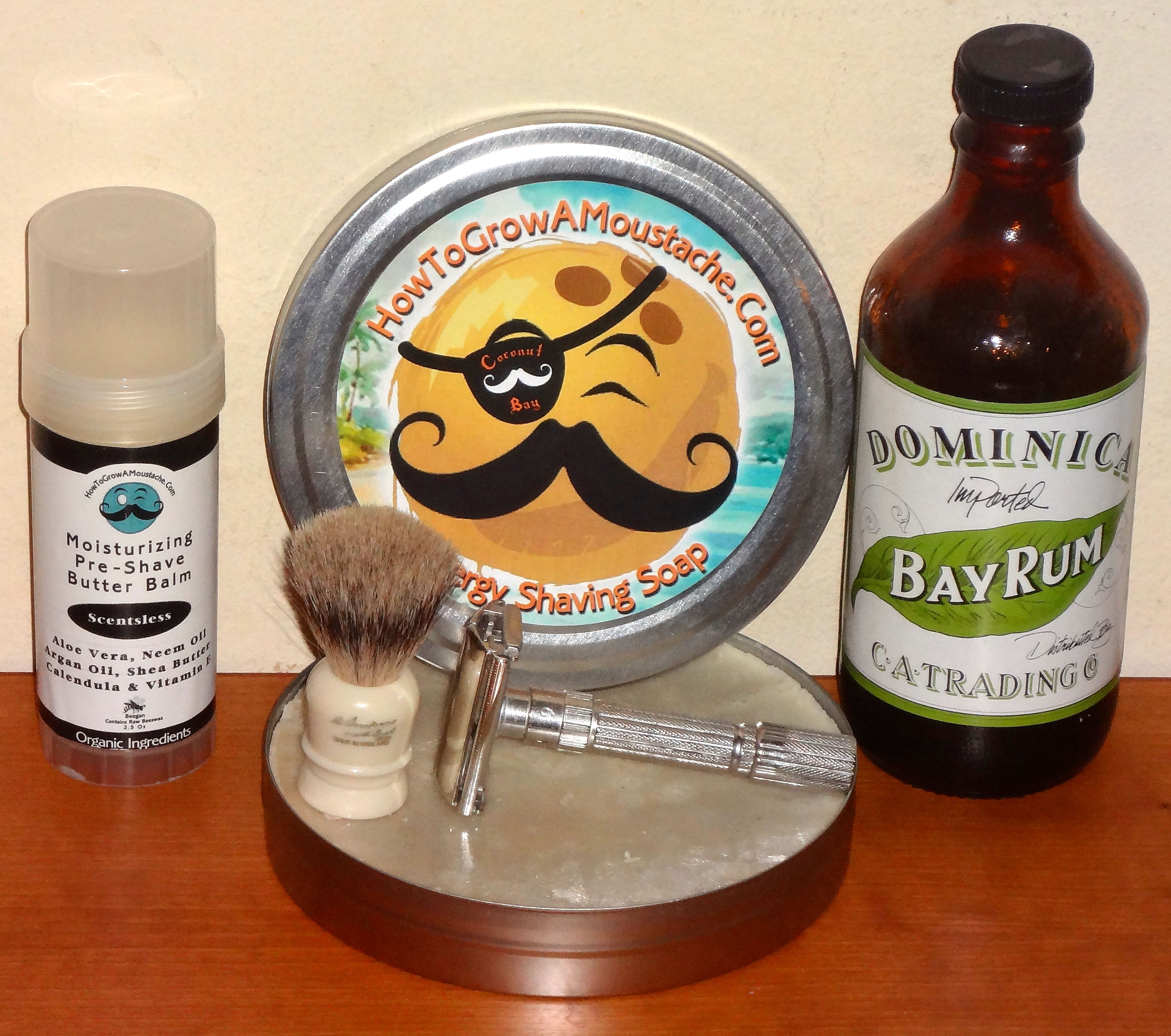 a Wonderful Shave