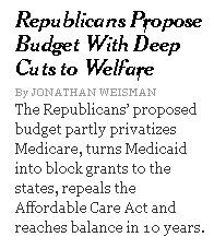 GOP cuts