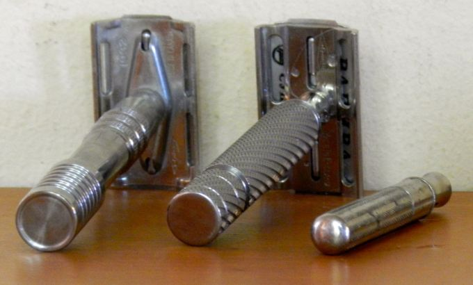 Two Techs, bottom view