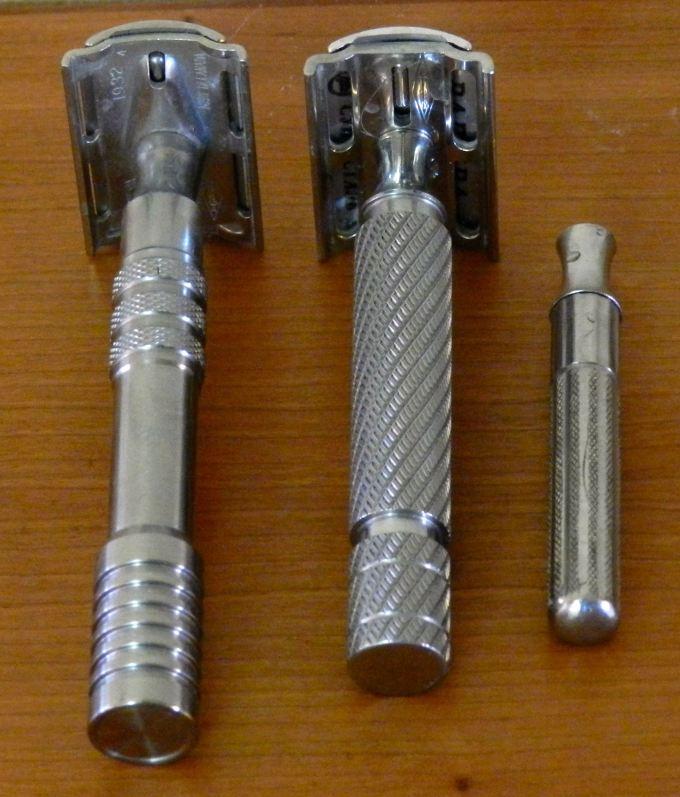 Two Techs, three handles