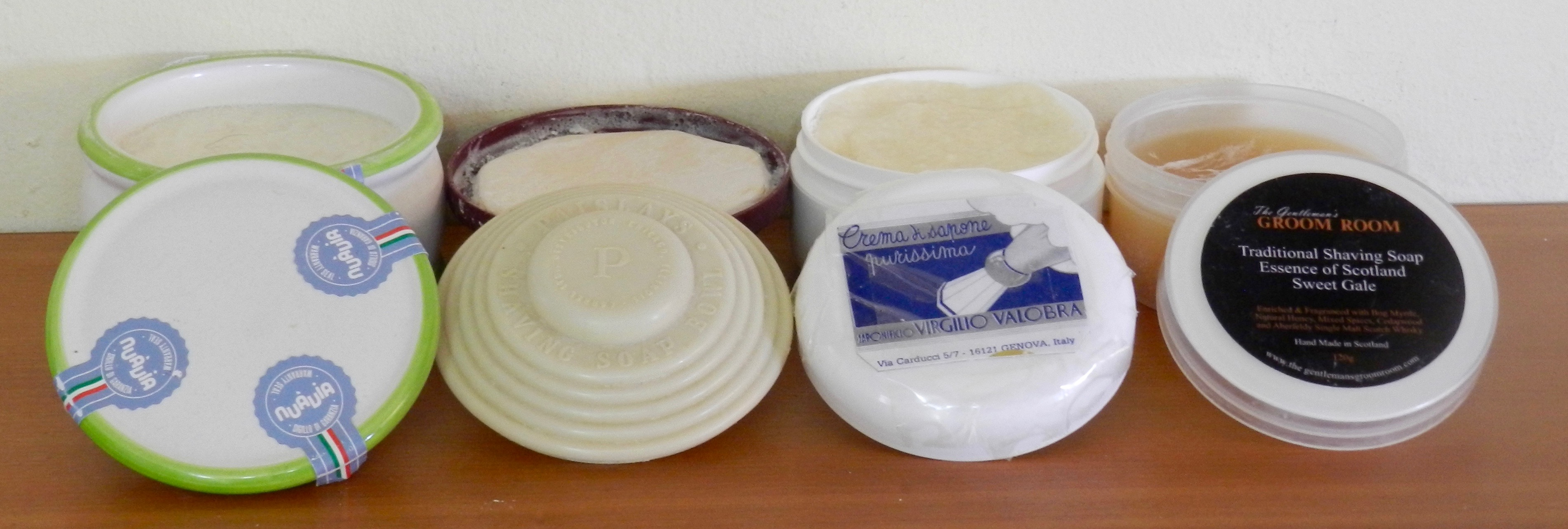 More Soaps And An Apothecary Mug Go To Auction Later On