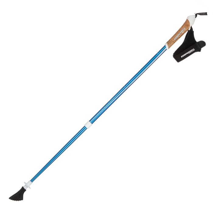Nordic-walking poles arrived and tried   Later On
