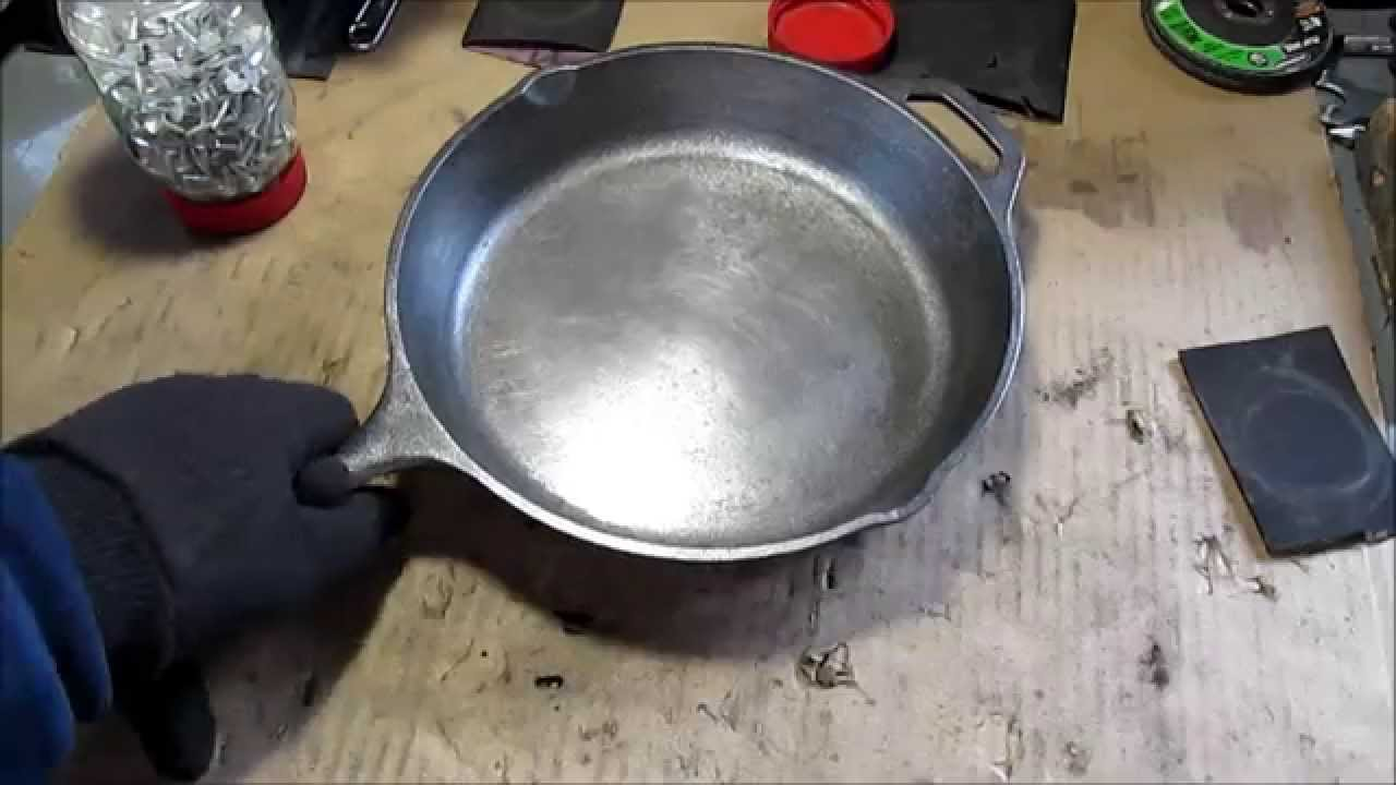 I have a bee in my bonnet on altering a Lodge 12″ cast-iron